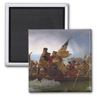 Washington Crossing the Delaware River Magnet
