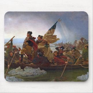 Washington Crossing the Delaware River Mouse Mat