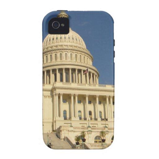 Washington D.C. Capitol Building iPhone 4/4S Case