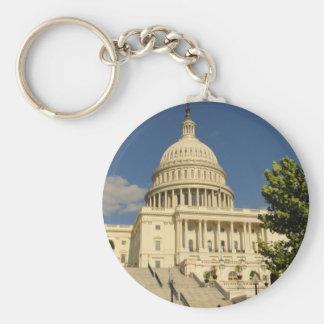 Washington D C Capitol Building Keychains
