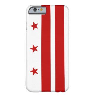 Washington D.C. Flag iPhone 6 case