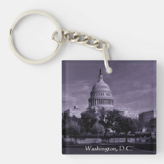 Washington, D.C. Key Ring
