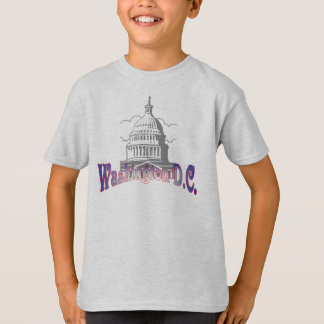 Washington D.C. Kids T-Shirt