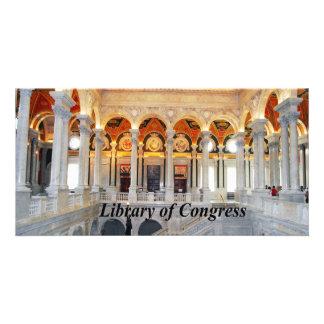 Washington D.C. Photo Greeting Card