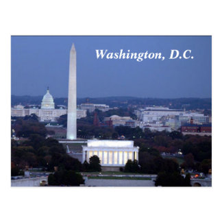 Washington, D.C. Postcard