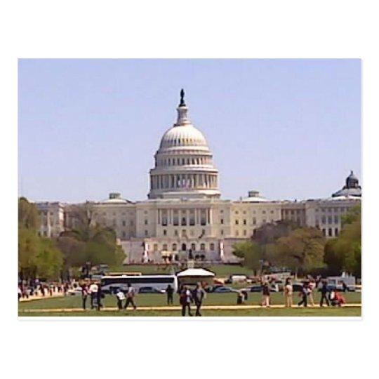 Washington D.C. Postcard