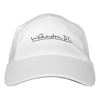 Washington D.C, Signature Cool Adjustable Hat