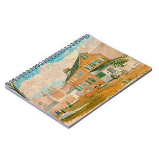 Washington D.C. Square 1874 Spiral Notebook