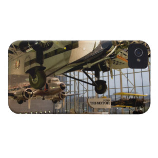 WASHINGTON, D.C. USA. Aircraft displayed in iPhone 4 Case-Mate Cases