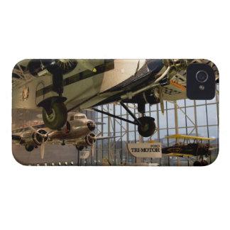 WASHINGTON, D.C. USA. Aircraft displayed in iPhone 4 Case-Mate Case