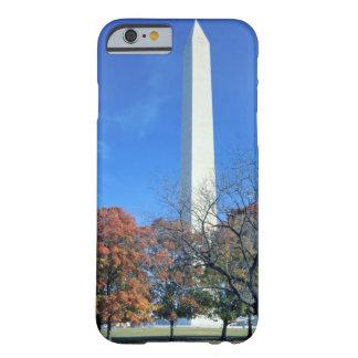 WASHINGTON, D.C. USA. Washington Monument rises Barely There iPhone 6 Case