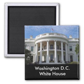 Washington D.C. White House Magnet