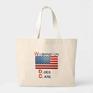 Washington D.Care Products Canvas Bags