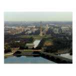 Washington DC Aerial Photograph Post Cards