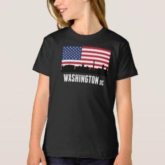 Washington DC American Flag Tee Shirts