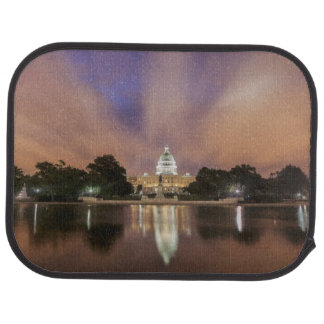 Washington DC, Capitol Building Car Mat