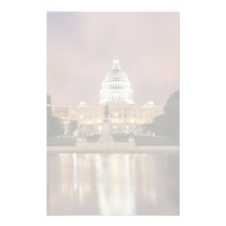 Washington DC, Capitol Building Stationery