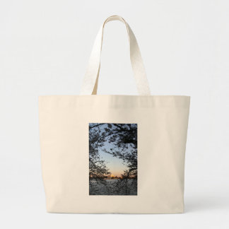 Washington DC Cherry Blossom Tote Bags