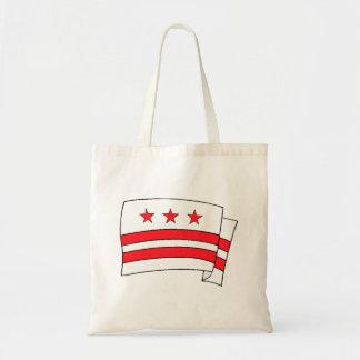 Washington DC Flag Bags