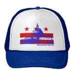 Washington DC Flag Cap