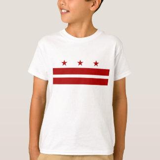 Washington DC Flag T-shirts