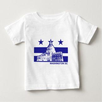 Washington DC Flag Tee Shirt