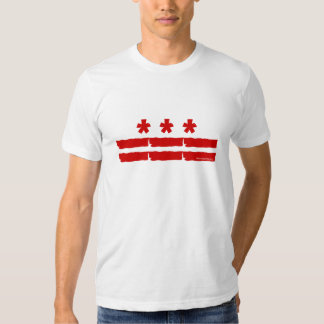 Washington DC Flag Tees