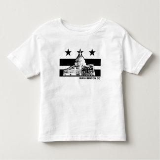 Washington DC Flag Toddler T-Shirt