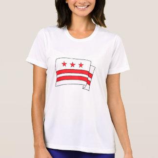Washington DC Flag Shirts