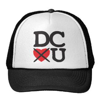 Washington DC Hates You Cap