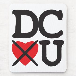 Washington DC Hates You Mouse Pad