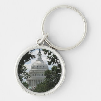 washington dc key ring