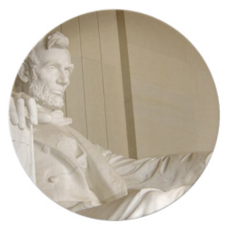 Washington, DC, Lincoln Memorial Plate