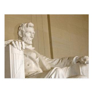 Washington, DC, Lincoln Memorial Postcard