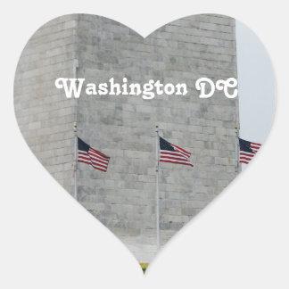 Washington DC Monument Stickers