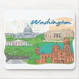 Washington DC Mousepads