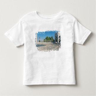 Washington, DC, National WWII Memorial Toddler T-Shirt