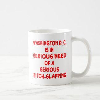 Washington DC Needs Seriously Bitch-Slapped Mugs