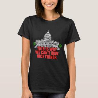 Washington DC Nice Things T-Shirt