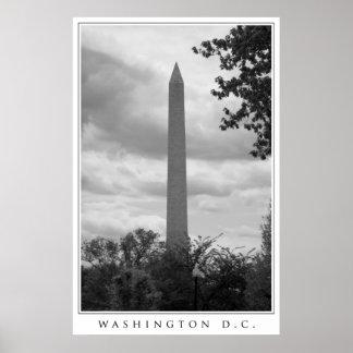 Washington DC Poster