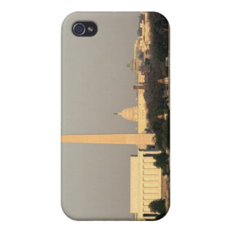Washington DC Skyline Cover For iPhone 4