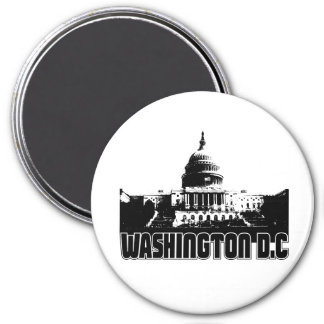 Washington DC Skyline Magnet