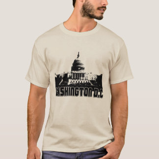 Washington DC Skyline T-Shirt