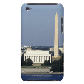 Washington DC Skyline with US Capitol Building 2 Barely There iPod Cover