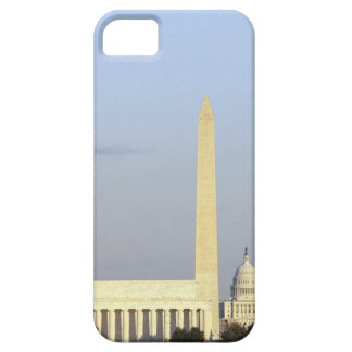 Washington DC Skyline with US Capitol Building Barely There iPhone 5 Case