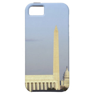 Washington DC Skyline with US Capitol Building iPhone 5 Cover