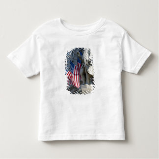 Washington, DC, statue of Benjamin Franklin Toddler T-Shirt