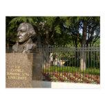Washington, DC, statue of George Washington, The Postcard