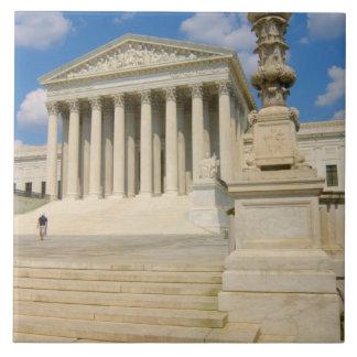 Washington, DC, Supreme Court Building Tile