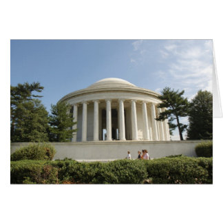 Washington, DC. Thomas Jefferson Memorial Cards